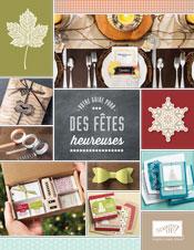 nouveau catalogue des fêtes 2013-2014 Stampin'UP!
