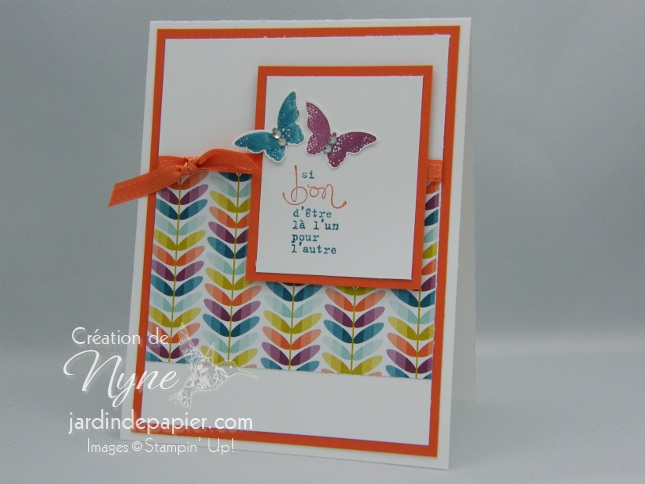 Sale-A-Bration 2013, Vivons Heureux, Stampin'UP