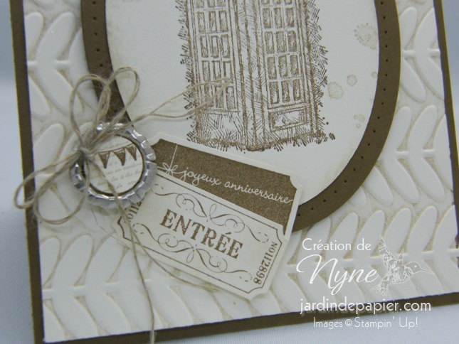 Sale-A-Bration, Douce nostalgie, Stampin UP