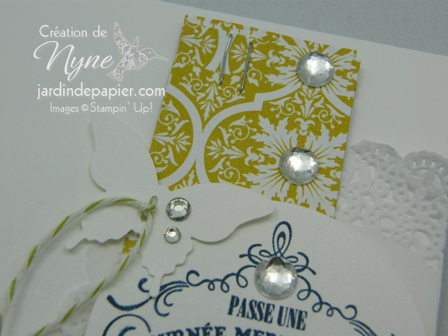 Sale-A-Bration, Stampin UP, En passant