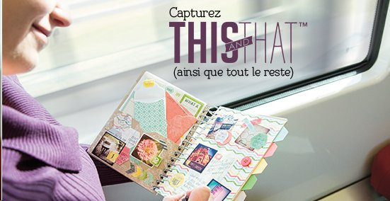 Stampin UP, This and That, jardin de papier