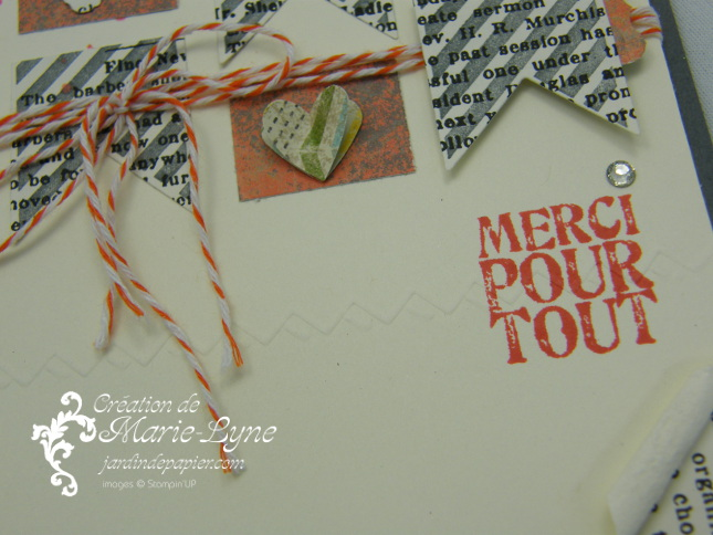 Création de cartes, This and that, Jardin de papier, Stampin'UP!