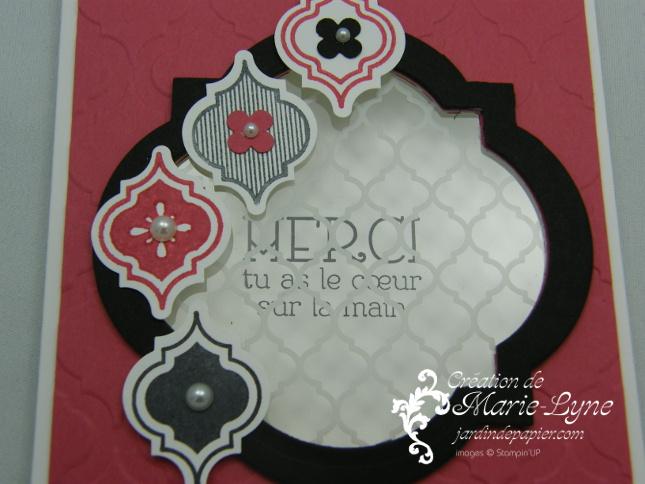 Mosaic Madness, Stampin'UP!, Jardin de papier, création de cartes