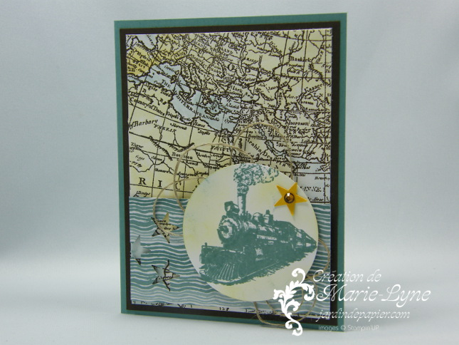 Traveler Stampin'UP!