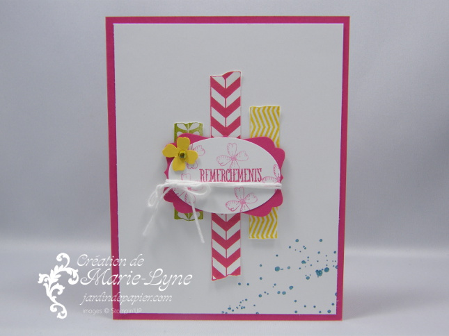 Tape it Stampin'UP!