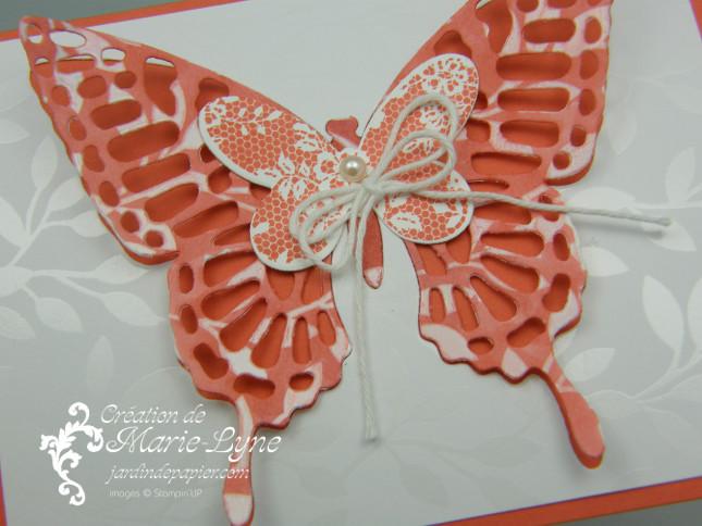 Thinlits papillon