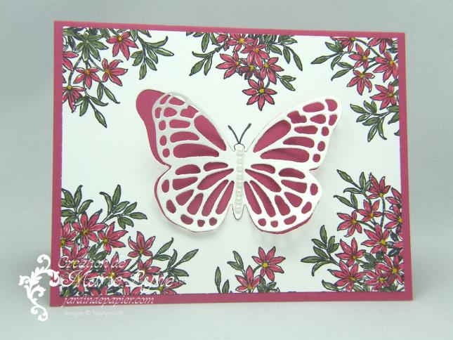 thinlits papillons scrapbooking stampin up canada cartes d 39 anniversaire et d 39 invitation. Black Bedroom Furniture Sets. Home Design Ideas