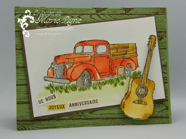Country Livin Scrapbooking Stampin Up Canada Carterie