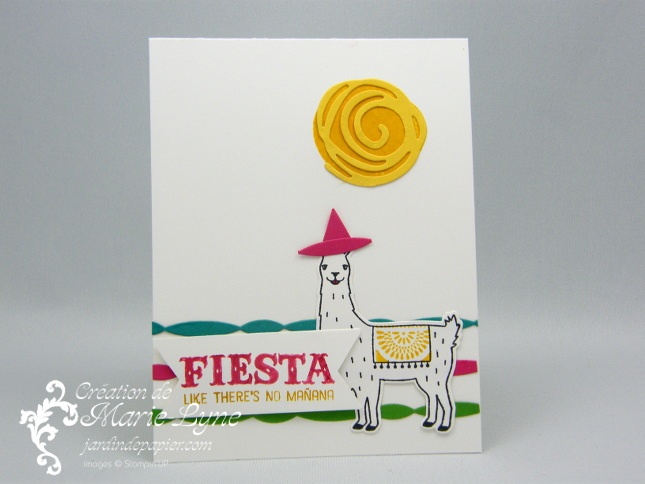 Birthday Fiesta – Stampin'UP!