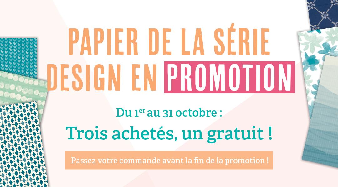Promotion Papier Design