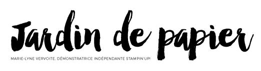 Scrapbooking Stampin Up Canada | Cartes d'anniversaire et d'invitation | Faire part   mariage | Jardin de Papier