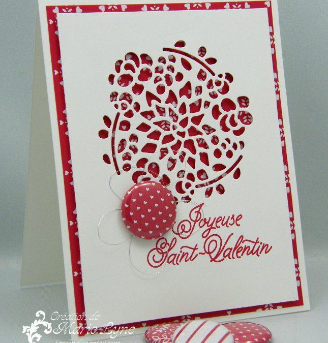 St-Valentin et Badge