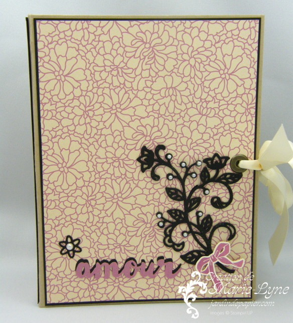 Mini album – Stampin'UP!