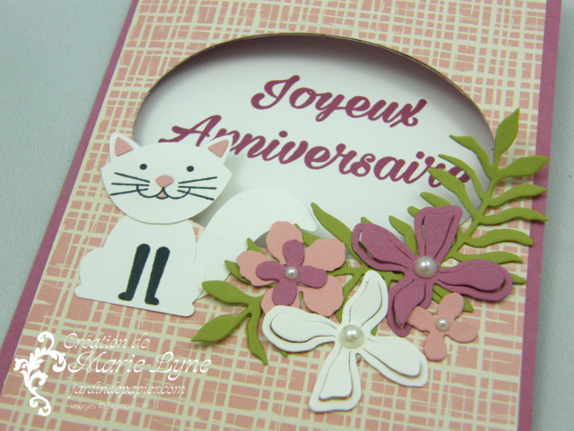 Une Carte Foxy Friends Stampin Up Scrapbooking Stampin Up Canada Carterie
