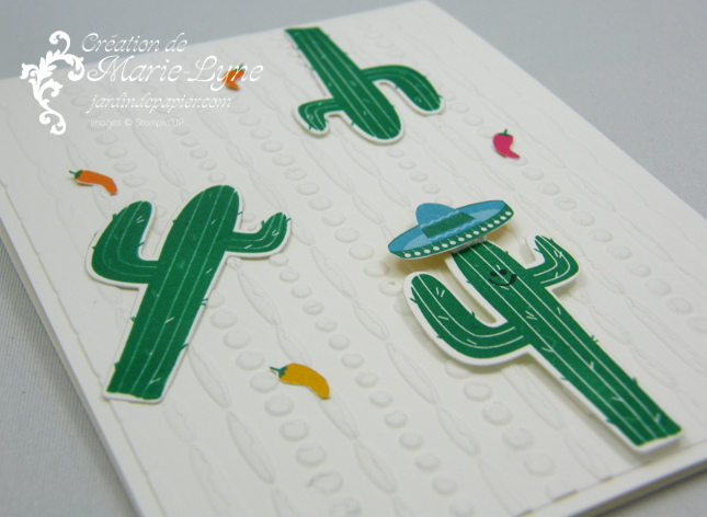 Adieu Birthday Fiesta – Stampin'UP!