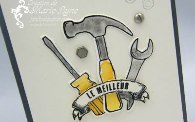 Les bons outils – Stampin'UP!