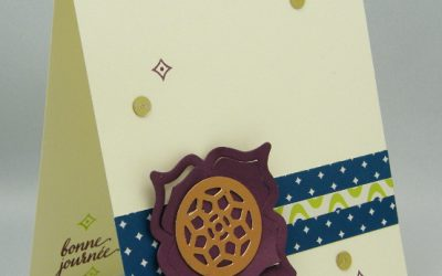 Collection Palais oriental – Stampin'UP!