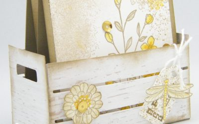 Touches of texture – Stampin'UP!