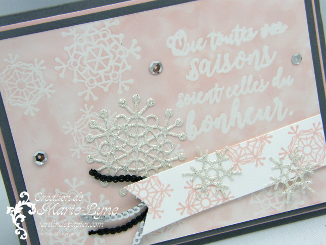 Saisons colorées – Stampin'UP!