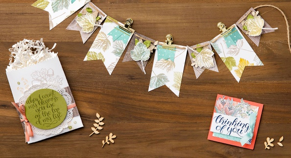 Automne avec Stampin'UP!