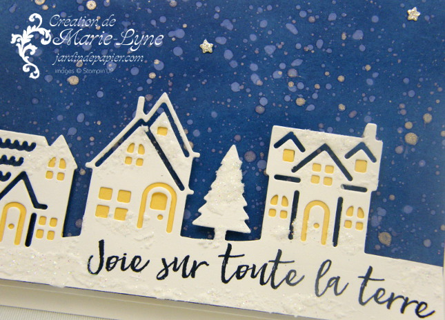 Ensemble à Noël – Stampin'UP!