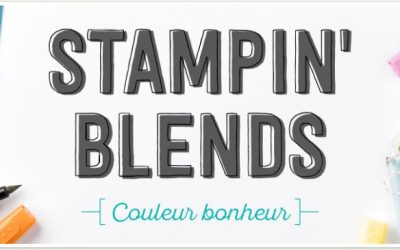 Stampin Blends