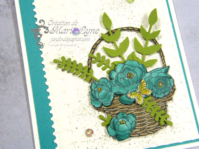 Panier en fleurs – Sale-A-Bration