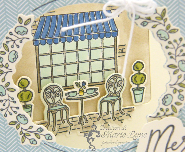 Café Charmant – Stampin'UP!