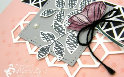 Si éclectique – Stampin'UP!