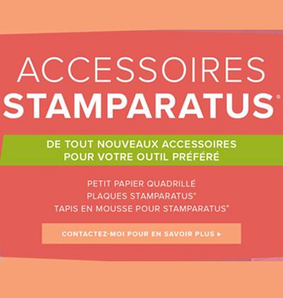 Accessoires Stamparatus