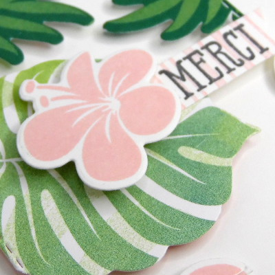 Chic tropical Stampin' Up!