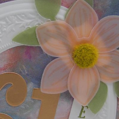 Lot essence florale