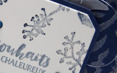 Blanc de givre – Stampin' Up!