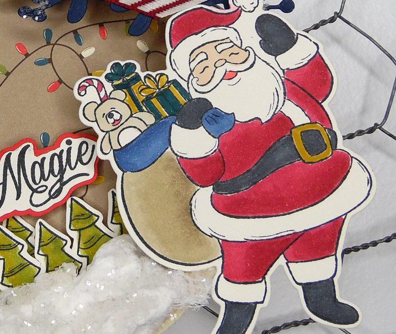 Veille de Noël Stampin' Up!