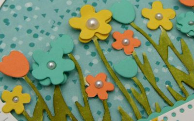 Livraison de fleurs – Stampin' Up!