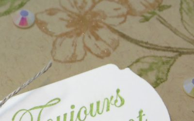 Fleurs pour toujours – Stampin' Up!