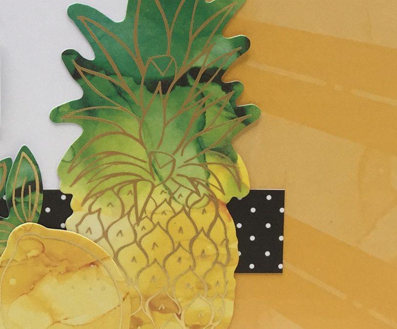 Paper Pumpkin de juin – Stampin' Up!